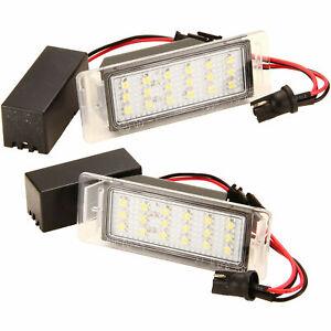 LED Kennzeichenbeleuchtung für CHEVROLET Cruze   Equinox   Impala   Trax  71201