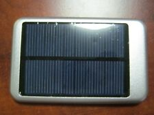Slive Solar 10000mAh Portable USB External Battery Charger Power Bank Cell Phone
