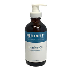 Bioelements Hazelnut Oil Lubricating Massage Oil 236ml/8fl.oz. New