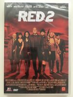 Red 2 DVD NEUF SOUS BLISTER Bruce Willis, John Malkovich, Catherine Zeta-Jones