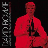 "David Bowie : Montreal 1983 - Volume 2 VINYL 12"" Album (Limited Edition) 2"