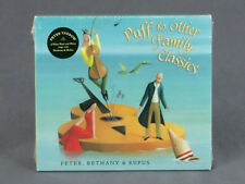 NEW SEALED Puff & Other Family Classics CD Peter, Bethany & Rufus Peter Yarrow