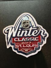 2017 NHL Winter Classic Jersey Patch St. Louis Blues Chicago Vs Blackhawks