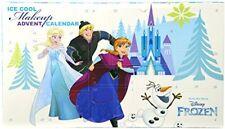 Disney Frozen la Reine des Neiges Calendrier L'avent Maquillage