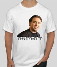 FACE OFF MOVIE John Travolta Nicolas Cage Tshirt - - FAST FREE SHIPPING