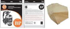 Hoover Royal BP 7 Pack Backpack Vacuum Bags C2401, MRY4001,1KE2103000, 401000BP