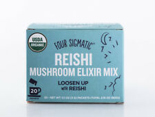 Four Sigmatic - Reishi Mushroom Elixir Drink Mix - 20 Packets - Relax, Sleep