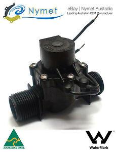 "Irrigation Solenoid Valve 3/4""BSP in - 3/4""BSP out 24VAC 50LPM"