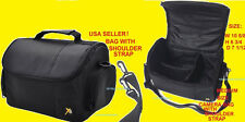 BRIDGE LARGE CASE BAG TO CAMERA SONY Cyber-shot DSC DSLR SLR CAMCORDER HANDYCAM