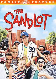 The Sandlot DVD David Mickey Evans(DIR) 1993