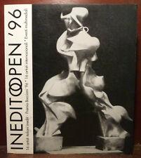 Arte Bonito Oliva INEDITOOPEN '96 catalogo Premio Boccioni italiani esteri