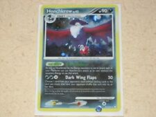 HONCHKROW LV.42 POKEMON MYSTERIOUS TREASURES 10/123 DP RARE HOLO FOIL NM/M