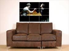 "THE LAST SHADOW PUPPETS HUGE 35""X25"" MOSAIC WALL POSTER"