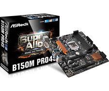 ASRock B150M Pro4S S1151 mATX Motherboard Intel Intel B150 S 1151 DDR4