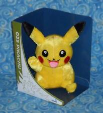 Pikachu 20th Anniversary Exclusive Pokemon Plush Doll Toy Tomy 2016 Brand New