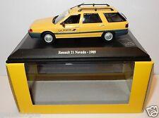 NOREV RENAULT 21 NEVADA 1989 POSTES POSTE PTT 1/43 LUXE BOX