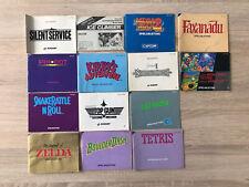 Nintendo NES Anleitungen
