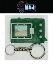 BanDai Digimon 1997 Transparent Green With Clear Tested -(Aussie Seller)