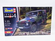 "LOT 55635 | Revell 03277 LKW gl leicht ""Wolf"" 1:35 Bausatz NEU in OVP"