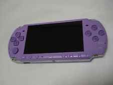 Sony PSP 3000 Lilac Purple Handheld Console