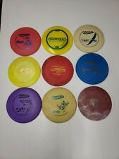 Disc golf discs set of 9 innova and discraft