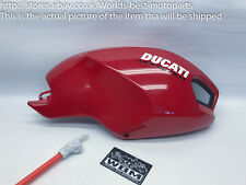 Ducati Monster M 1100 S (1) 10' Right RH Fairing Tank Cowl Tankverkleidung Verkl