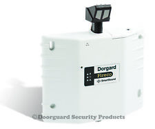 Dorgard Fire Door Retainer Latest SMARTSOUND + 3 Year Warranty WHITE £110 + VAT