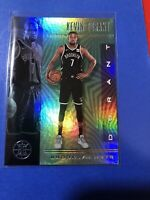 2019-20 Panini Illusions Kevin Durant Emerald Parallel SP #102 Nets