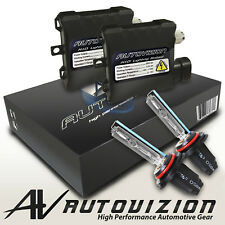 Autovizion Xenon Lights HID Kit for Scion Smart Saturn Seat Shelby H11 9006 H4
