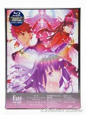 3 - 7 Days | Fate/Stay Night [Heaven's Feel] III. Spring Song Limited Blu-ray