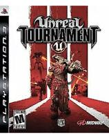 Unreal Tournament III PS3 Playstation 3