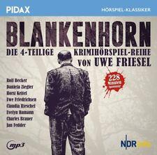 Blankenhorn Hörspiel Uwe Friesel Mp3 deutsch 2016