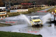 Jean Ragnotti Renault 5 Turbo RAC Rally 1981 Photograph 1
