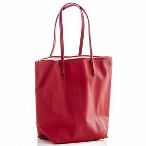 LACOSTE L.12.12 Concept Zip Tote Bag