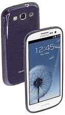 Anymode Fait pour Samsung Violet TPU étui pour Samsung Galaxy S3