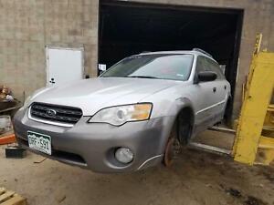 SUBARU LEGACY Subaru Fuel Tank Door 05 06 07 08 09