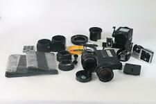 Hasselblad / Carl Zeiss 500 C/M 100 Polaroid Medium Format Kit