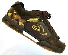Adio Optimus Brown Camo Skate Shoes Men's US 7 / EUR 40