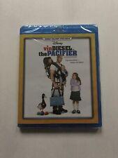 The Pacifier Blu-Ray Disney Movie Club Exclusive Vin Diesel Brand New - IN HAND