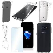 Echtglas 9H Slim Case Tasche Smartphone Glasfolie Hülle Panzerglas Schutzglas