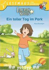 LAURAS STERN - EIN TOLLER TAG IM PARK / LESEMAUS Lesestufe 1