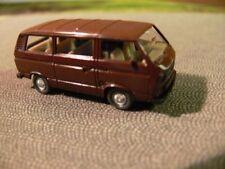 1/87 Wiking VW t3 furgoneta marrón 292 2 a