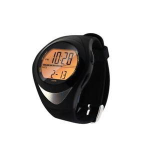 Kalorienzähler Puls Pulsmesser Uhr Fitness Sport Übung Favor