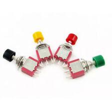 5x 3Pin 6Pin C no NC 6mm Momentáneo Interruptor De Palanca Pomo DS-612/622 MTS-102