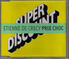 Etienne De Crecy-Prix Choc cd maxi single 6 tracks