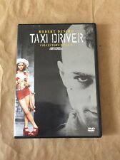 Taxi Driver, Collector's Edition. Dvd.