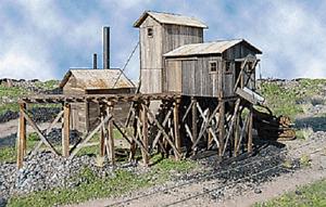 American Model Builders -HO-#164   Martinsburg Coal Mine #1