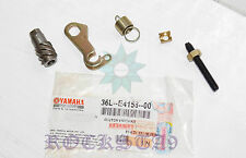 YAMAHA RX100 CLUTCH LEVER RELEASE SCREW WORM GEAR SPRING RX 100  RXS 115 RX-K
