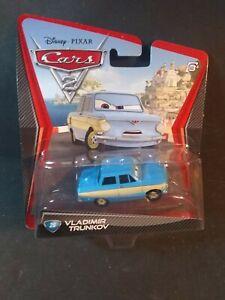Disney PIXAR Cars 2 VLADIMIR TRUNKOV #28