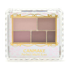 Canmake Perfect Multi Eyes #04 Classic Pink eyeshadow sealed